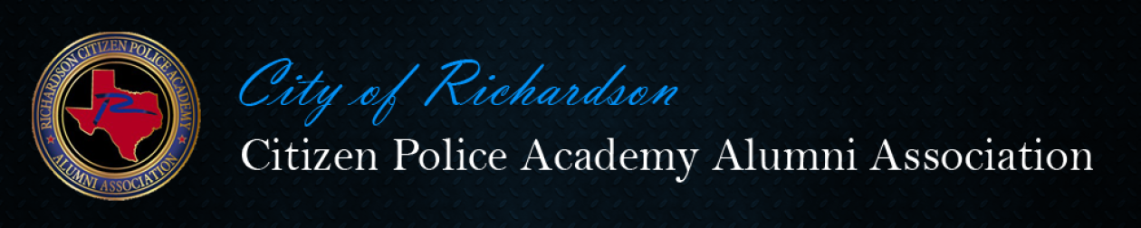 Richardson Citizen Police Academy Alumni Association
