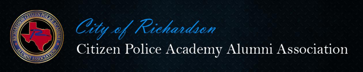 Richardson Citizen Police Academy Alumni Association
